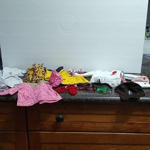 18 Generic Doll Clothes for American Girl Doll
